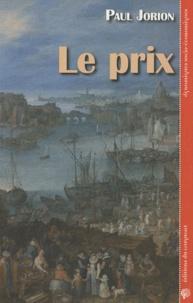Paul Jorion - Le prix.