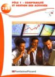Paul Juan et Francis Mallet - Pole 1 Comptabilite Gestion des Activités Terminale BAC professionnel comptabilité.