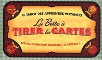 Paul Kepple - La boîte à tirer les cartes - Le tarot des apprenties voyantes.
