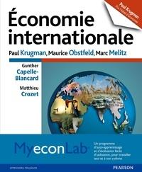 Paul Krugman et Maurice Obstfeld - Economie internationale - Avec My EconLab, un programme d'auto-apprentissage et d'évaluation facile d'utilisation, pour travailler seul et à son rythme.