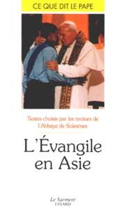 Paul et  Jean-Paul - L'Évangile en Asie.