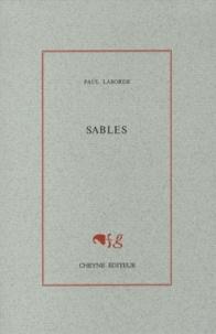 Paul Laborde - Sables.