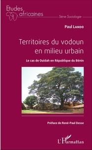 Accentsonline.fr Territoires du vodoun en milieu urbain - Le cas de Ouidah en République du Bénin Image