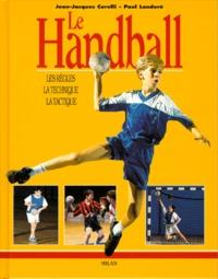 LE HANDBALL. Les règles, la technique, la tactique.pdf