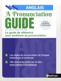Paul Larreya et Wendy Schottman - A pronunciation guide.