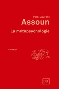 Deedr.fr La métapsychologie Image