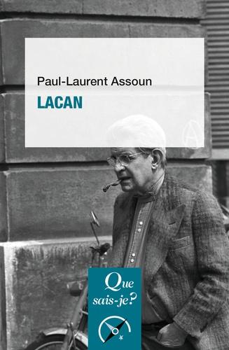Lacan - Paul-Laurent Assoun - 9782130800323 - 6,49 €
