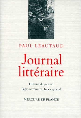 Paul Léautaud - .