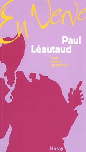 Paul Léautaud - .
