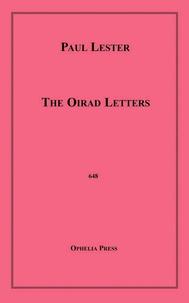 Paul Lester - The Oirad Letters.