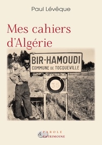 Galabria.be Mes cahiers d'Algérie Image