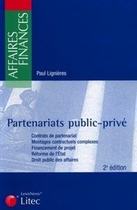 Paul Lignières - Partenariats public-privé.
