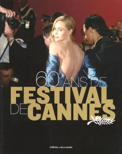Paul Louis et Serge Haouzi - 60 ans de festival de Cannes.