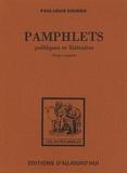 Paul-Louis Courier - Pamphlets politiques et littéraires.