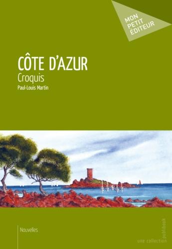 Côte d'Azur. Croquis