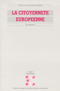 Goodtastepolice.fr La citoyenneté européenne - Droits, politiques, institutions Image