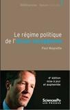Paul Magnette - Le régime politique de l'Union européenne.