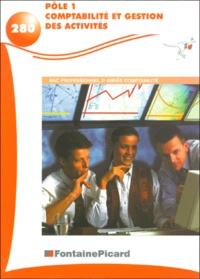 Lesmouchescestlouche.fr Comptabilité et gestion des activités Bac professionnel 2ème année comptabilité. Pôle 1 Image