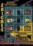 Paul Martin - Enigmes à tous les étages - Tome 1.