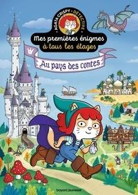 Paul Martin et Camille Roy - Mes premières Enigmes à tous les étages T03 - Au pays des contes.