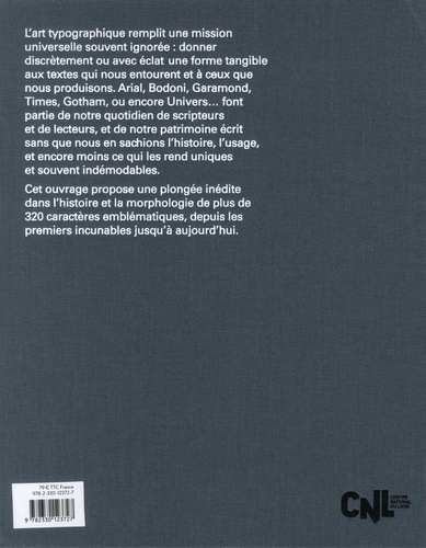 Art Typo. Histoire visuelle de l'art typographique