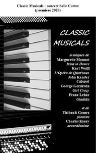 Paul Melchior - Classic Musicals - concert Salle Cortot.