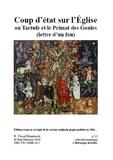 Paul Melchior et Frère Ermite - Coup d'état sur l'Église - ou Tartufe et le Primat des Gaules (lettre d'un fou).