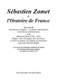 Paul Melchior - Une maison à Langres... ou Zamet contre Diderot - Histoires de réhabilitations.