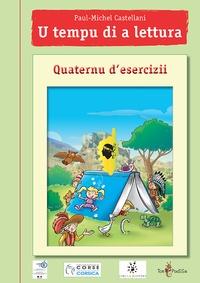 Paul-Michel Castellani - U tempu di a lettura.
