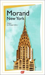 Paul Morand - New York.