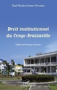 Feriasdhiver.fr Droit institutionnel du Congo-Brazzaville Image