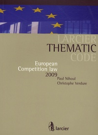 Galabria.be European competition law 2009 Image