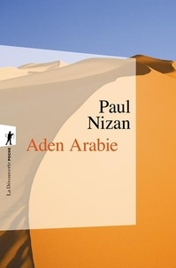 Paul Nizan - Aden Arabie.