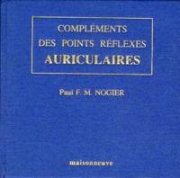 COMPLEMENTS DES POINTS REFLEXES AURICULAIRES - Paul Nogier pdf epub