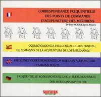 Era-circus.be Correspondance fréquentielle des points de commande d'acupuncture des méridiens - Edition français-espagnol-anglais-allemand Image