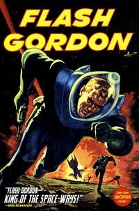 Paul Norris - Flash Gordon Comic Book Archives.