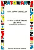 Paul-Oskar Kristeller - .
