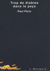 Paul Parin - Trop de diables dans le pays.