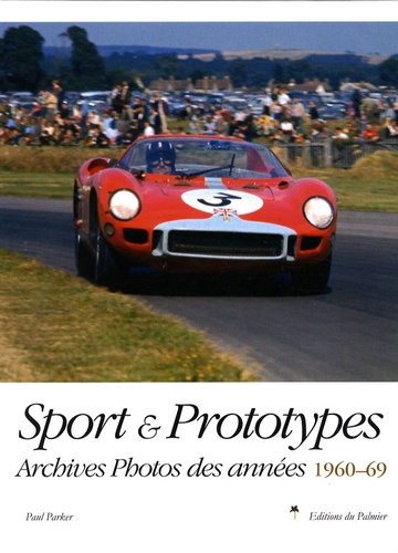 Paul Parker - Sport & Prototypes - Archives photos des années 1960-69.