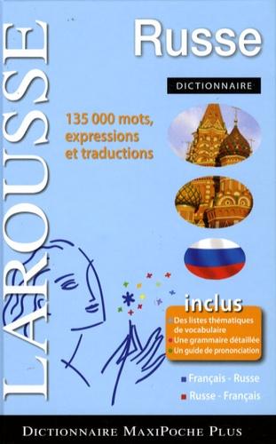 Dictionnaire Francais Russe Et Russe Francais