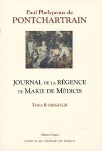Rhonealpesinfo.fr Journal de la régence de Marie de Médicis - Tome 2, (1616-1620) Image