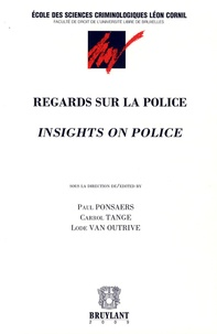 Deedr.fr Regards sur la police - Edition bilingue Français-Anglais Image