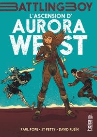 Paul Pope et JT Petty - L'ascension d'Aurora West Tome 1 : .