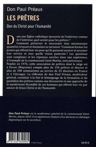 Les prêtres, don du Christ pour l'humanité. Réflexions sur le sacerdoce en temps de crise