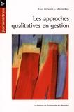 Paul Prévost et Mario Roy - Les approches qualitatives en gestion.