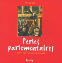 Deedr.fr Perles parlementaires - Le char de l'Etat navigue sur un volcan Image