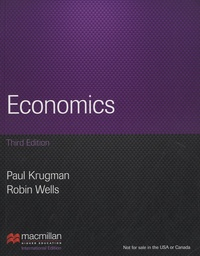 Paul R. Krugman et Robin Wells - Economics.