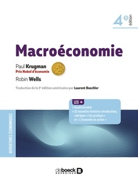 Paul R Krugman et Robin Wells - Macroéconomie.