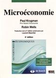 Paul R. Krugman et Robin Wells - Microéconomie.