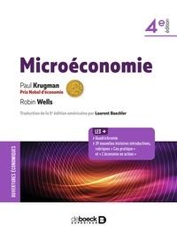 Paul R Krugman et Robin Wells - Microéconomie.